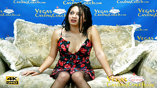 Tina Lust - First Time EVER on Camera – VegasCastingCouch