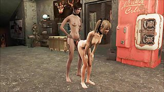 Fallout 4 Elie and Marie Rose