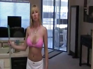 Hot cougar sex Hot mom has sex with not her son wf