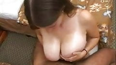36 DD Is The Right Size For Busty Teen Casting BVR