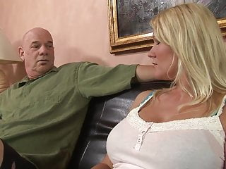 Older mature black cunt Busty blonde rides older hunk after he licks her cunt