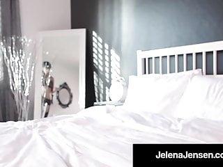Jelena jensen fuck tubes - Busty jelena jensen dildos her creamy cunt licks it clean