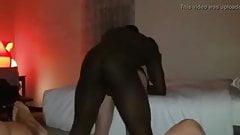 Hubby handjob, wife, cuckold, bbc