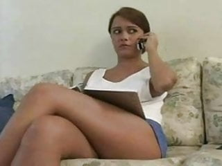 Hair short tgp - Nice short haired teen in anal action