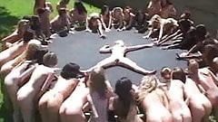Lesbian Squirt Party