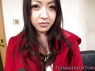 Group fuck video Japanese teens facialized in group fuck