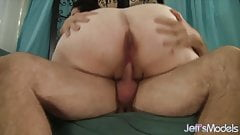 Jeffs Models - BBW Holly Jayde Taking Cock Compilation 1
