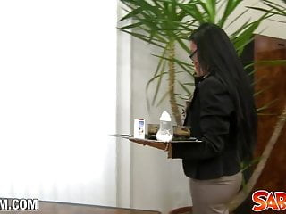 Connie hamzy naked Hot bitch gets fucked by conny dachs