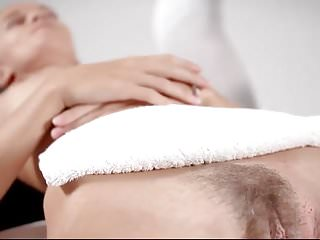 Waxed pussy photos - Waxing demonstration.mp4