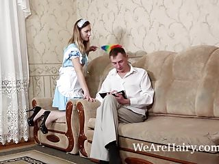 Sexy piolets uniform Yuliya gets fucked hard in her sexy uniform
