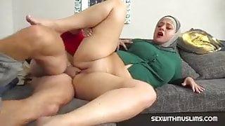 Sex with hijab