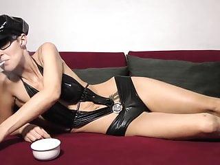 Nude platform womens heels Sexi toes in clear platform heels