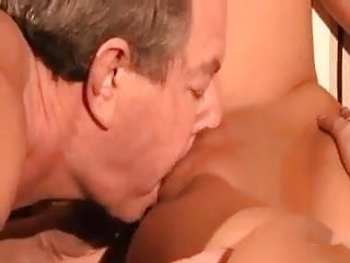 Maggots in wifes pussy gives pleasure - Grandpa gives his neighbor tons of pleasure