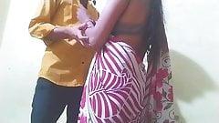 Bhabhi ne sadi bandhwane ke bhane devar se kri romentik hark