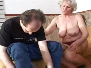 Norma jean hardcore Another one of granny norma fucking in stockings