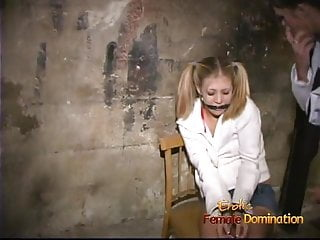 Straing guy tgp Gorgeous blonde sweetie gets nailed hard with a massive stra