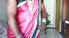 Hijda in saree