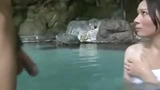jap hot spring-shaft-onsen