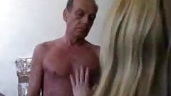 Dirty Old Guy Fuck a Young Blond by snahbrandy