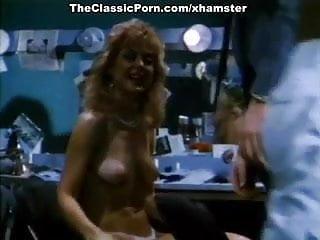 Nina hartley sex scene - Amber lynn, nina hartley, buck adams in classic fuck scene