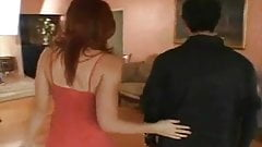 DPed Wife in front of her Husband