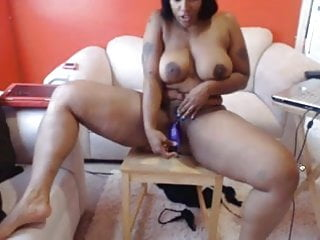 Ebony shemale sex Juicy big ebony booty assclapping