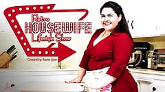 MODEL TIME Karla Lane's Retro Housewife Lifestyle