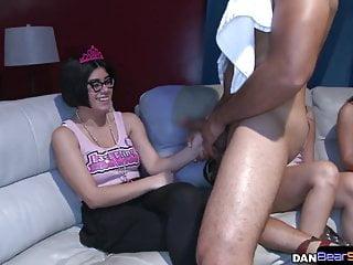 Sucking strippers - Bachelorette sucking strippers cocks