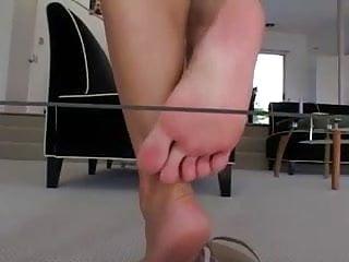 Twink feet fetish Haley feet fetish