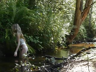 Fairie hentai - Young teen nymph fairy lada at a river