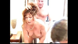 Granny's Swing Convention Orgy Part 4