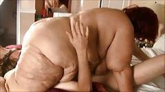 SSBBW Granny 69 With Young Boy