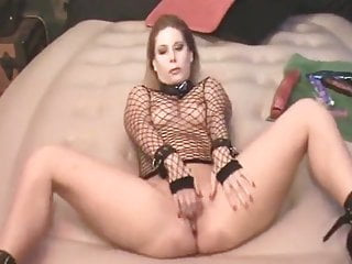 Big dildo lip - Big lips gag with dildo
