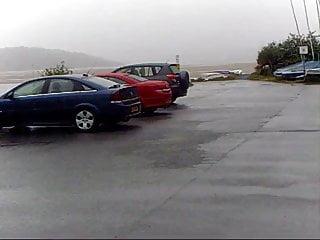 Seaside suck and fuck - Pandoras seaside car park wank