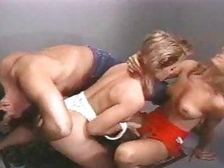 Repair man sex Elevator repair man tricks two blondes