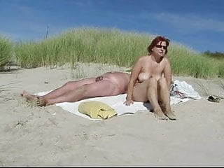 Redheads beach Nude beach - rehead mature fuck