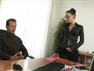 Lesbians disabled employment Employer fucking his personal assistant