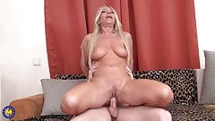 Pure taboo sex with best mature moms