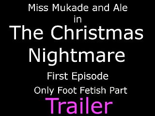 Nightmare campus hentai video The christmas nightmare ep1 onlyfoot fetish part