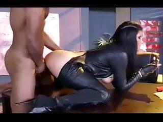 Sluts getting slammed Romi rain getting slammed by black stud