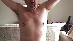 faggot slave strip tease and beg for humiliation