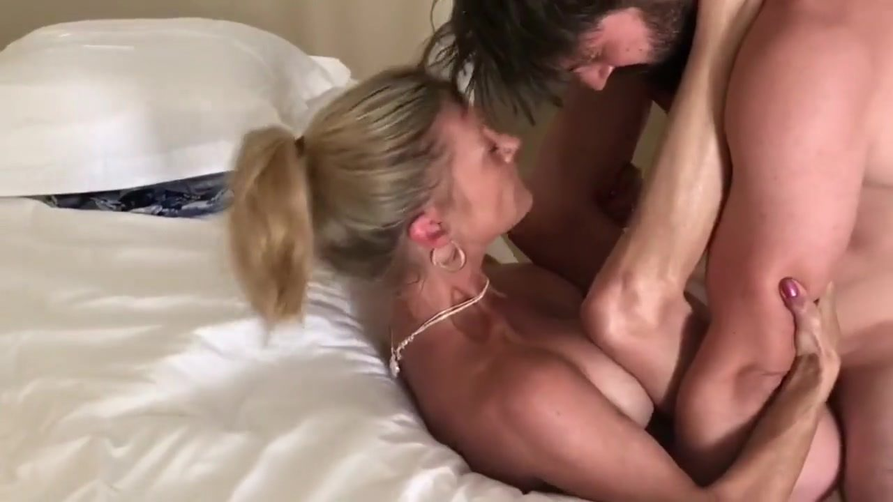 Milf Milking Young Cock