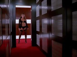Garner xxx Jennifer garner - black lingerie and reb bra
