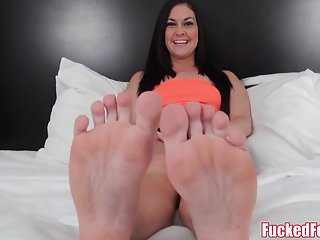 Amateur brittany compilation - Brittany shae gives soft feet footjob for fuckedfeet