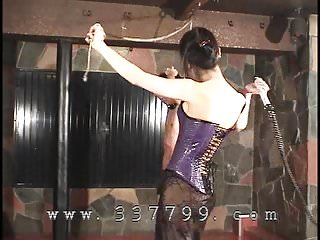 Femdom videos using whips - Japanese domina k use the whip to slavery