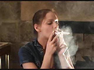 Smoking cigarettes porn - Lynn smoking cigarettes and cigar