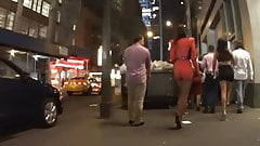 NYC Slut On A Night Out