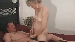Rare video of MILF Julie Fucking