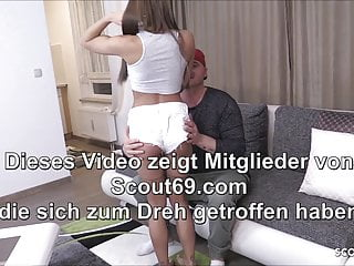 Fucked hardcore first times - Hot ass german teen silvia at first time porn casting fuck