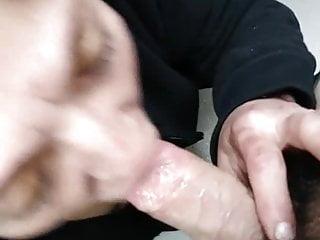 Arizona local homemade porn Milf sucks cock in the local restroom